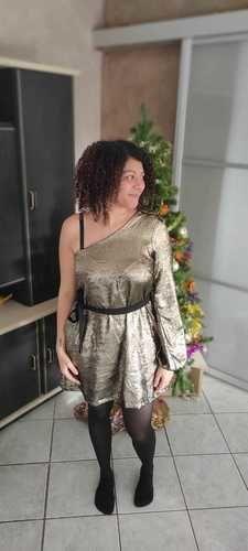 Makerist - Robe de fêtes scintillante - Créations de couture - 1