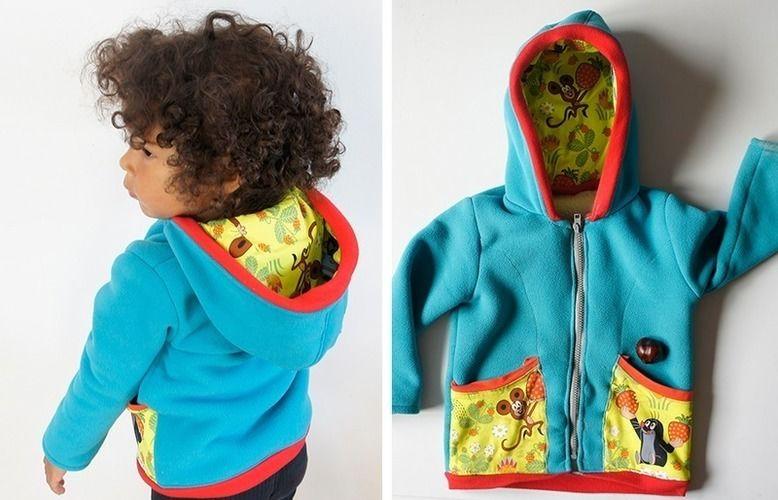 Makerist - Herbstoutfit für's Töchterchen - Nähprojekte - 1