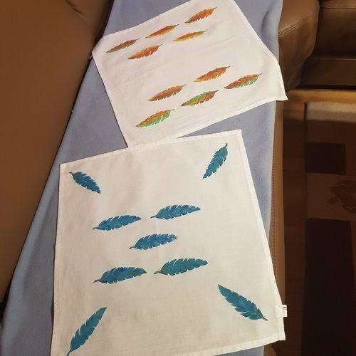 Makerist - Tischdecken bedruckt - Textilgestaltung - 1