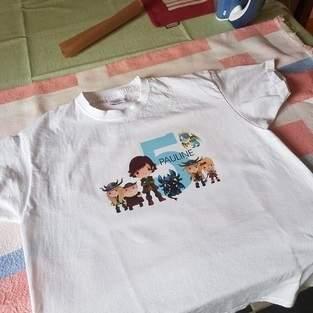 Makerist - Shirt nach Wunsch mit Ohnezahn - 1
