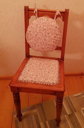 Makerist - Omas Stuhl von meinem Mann restauriert - Werkzimmer - 1