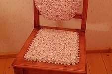 Makerist - Omas Stuhl von meinem Mann restauriert - 1