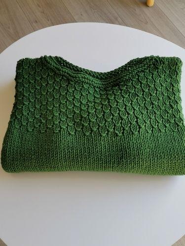Makerist - Pull Juliette de @mon_blabla_de_fille  - Créations de tricot - 1