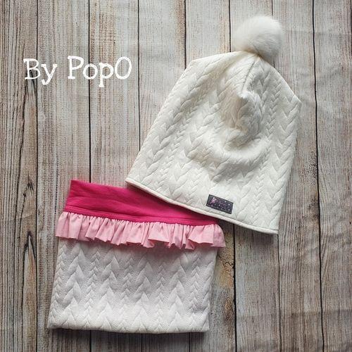 Makerist - Bonnet Rosie et Snood Zoé - Créations de couture - 1