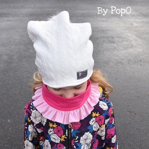 Makerist - Bonnet Rosie et Snood Zoé - Créations de couture - 2