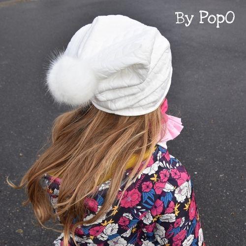 Makerist - Bonnet Rosie et Snood Zoé - Créations de couture - 3