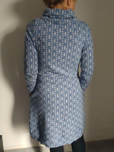 Makerist - Robe Cocon - Créations de couture - 2