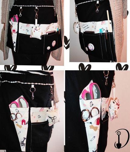 Makerist - Tablier de couture  - Créations de couture - 1