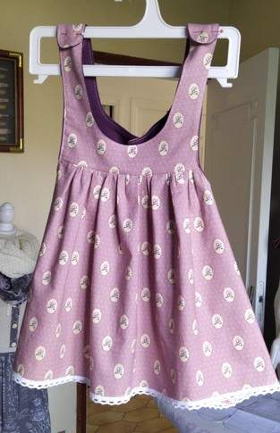 Makerist - Robe Baby  - 1