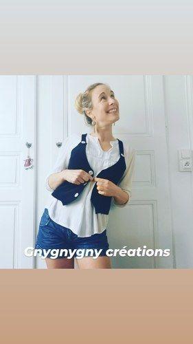 Makerist - Gilet Harryette de lot of things - Créations de couture - 3