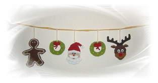 Makerist - Weihnachts-Girlande - 1