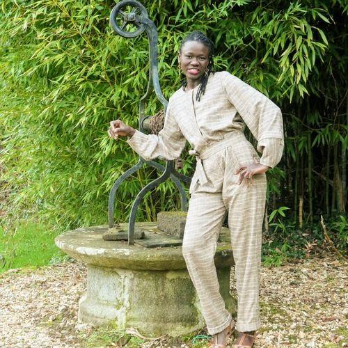 Makerist - Combi Les garçonnes en lainage léger par @3petitslutins - Créations de couture - 1
