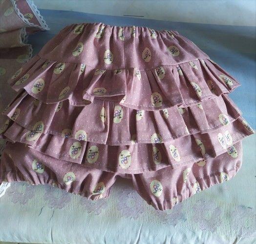 Makerist - Bloomer taille 1 an assorti à la petite robe - Créations de couture - 1