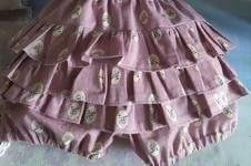Makerist - Bloomer taille 1 an assorti à la petite robe - 1