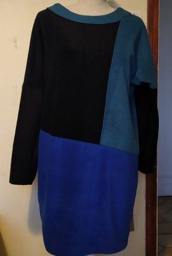 Makerist - Robe tissu polaire - Créations de couture - 2