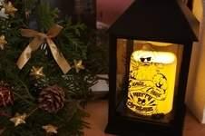 "Makerist - Plottdatei von B. Style ""Tattoed Santa Claus - 1"