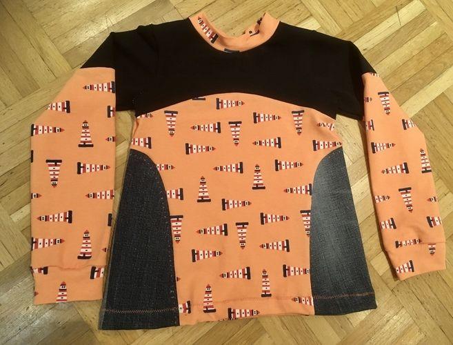 Makerist - Little Pina & Pino Kinder Shirt  - Nähprojekte - 1