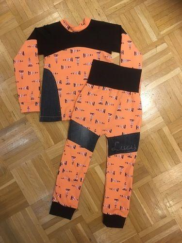 Makerist - Little Pina & Pino Kinder Shirt  - Nähprojekte - 3