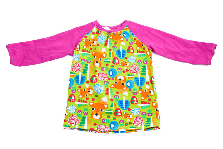 Makerist - Shirt-Tunika mit Füchsen - Nähprojekte - 1