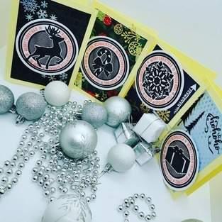 Makerist - Weihnachtskarten  - 1
