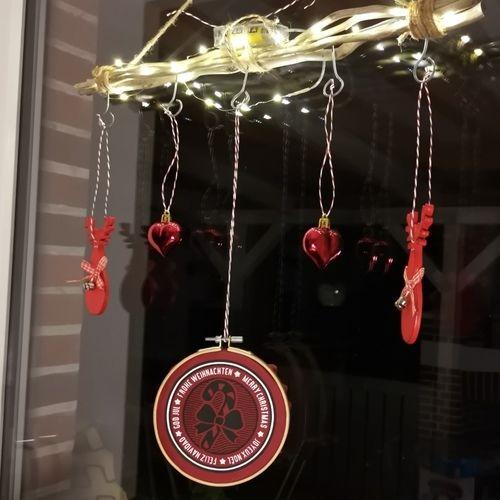 Makerist - Mit B. Style Weihnachtsdeko mit verschiedenen Materialien  - DIY-Projekte - 1