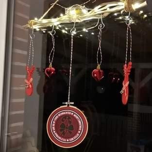 Makerist - Mit B. Style Weihnachtsdeko mit verschiedenen Materialien  - 1