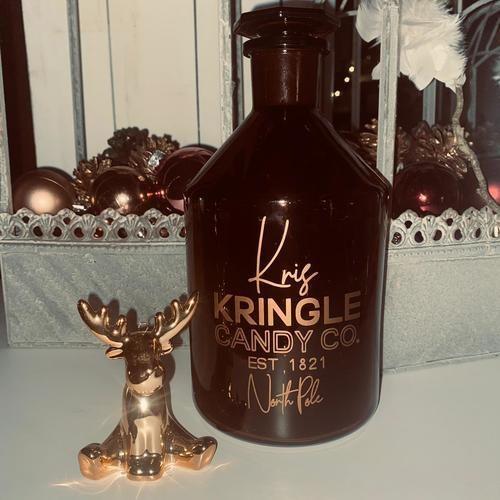 Makerist - Mit B. Style Plottdatei eine alte Flasche zur Weihnachtsdeko verschönert - DIY-Projekte - 1