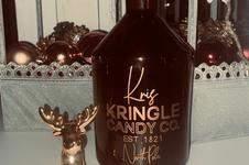 Makerist - Mit B. Style Plottdatei eine alte Flasche zur Weihnachtsdeko verschönert - 1