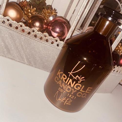 Makerist - Mit B. Style Plottdatei eine alte Flasche zur Weihnachtsdeko verschönert - DIY-Projekte - 3