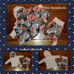 Makerist - Jackenliebe und Hose mamahoch2  - 1