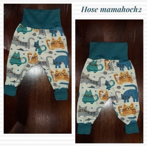 Makerist - Hose mamahoch2  - Nähprojekte - 1