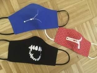 Makerist - Masken mit Plott  - 1