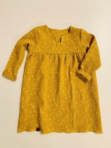 Makerist - Bohemian Dress für meine Nichte Lilli - Nähprojekte - 1