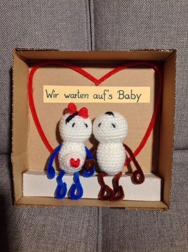 Makerist - Wir warten auf's Baby - Häkelprojekte - 1