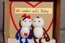 Makerist - Wir warten auf's Baby - 1