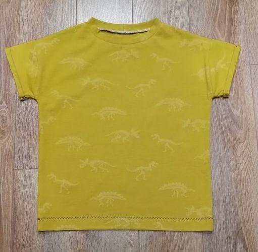 Makerist - Dino tshirt - Nähprojekte - 1