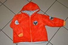 Makerist - Wendejacke  - 1