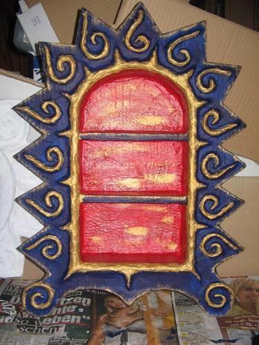 Makerist - Pappmache Regal  - DIY-Projekte - 1