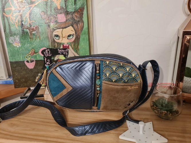 Makerist - Sac Moka de couds ton sac.fr - Créations de couture - 1