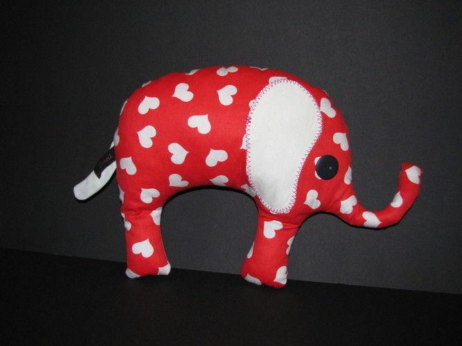 Makerist - Elli Elefant - Nähprojekte - 1