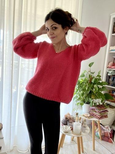 Makerist - Mon pull Victoire  - Créations de tricot - 1