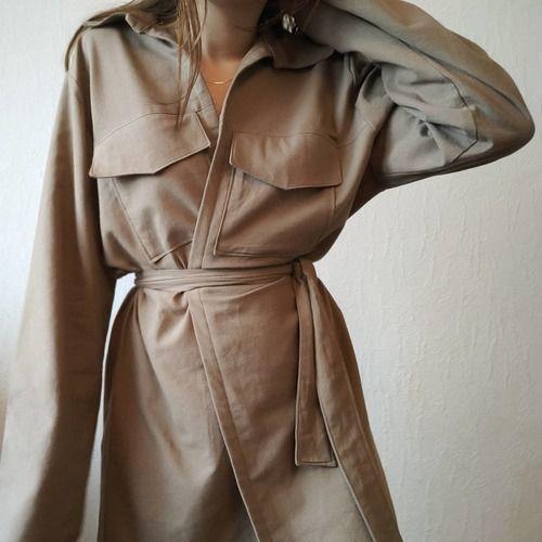 Makerist - Baroudeuse en coton  - Créations de couture - 3
