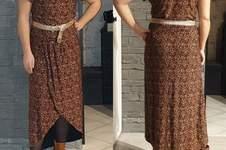 Makerist - Robe osiris en jersey fleuri pour moi  - 1
