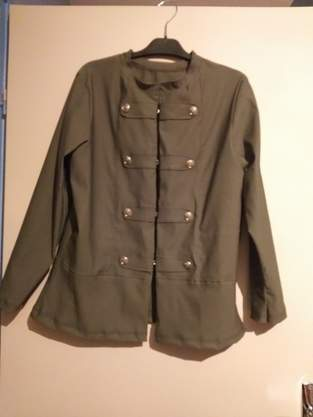 Makerist - Veste opia - 1