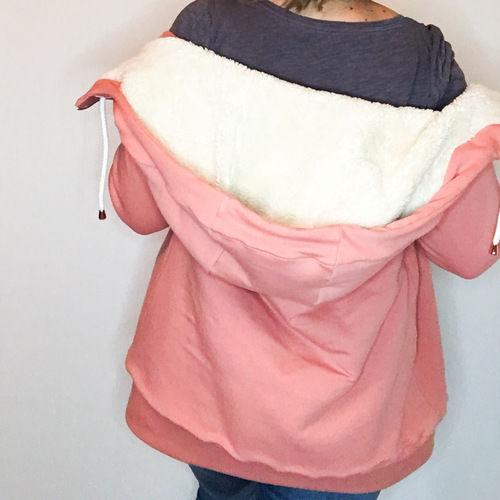Makerist - Veste en molleton pour femme - Créations de couture - 2