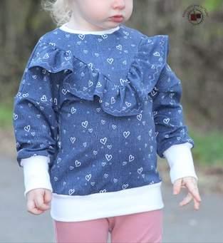 Makerist - Girls Sweater Dress - 1