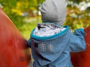 Makerist - Cooljacket aus Softshell  - 1