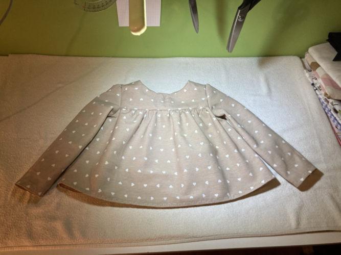 Makerist - Blouse Lombarde en coton  - Créations de couture - 1