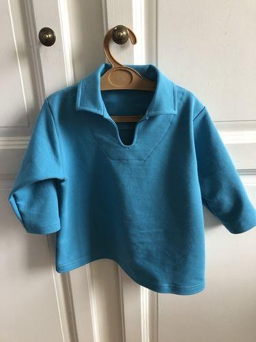 Makerist - Sweat shirt Pornik de Melle Malabar en tissu  sweat terry - Créations de couture - 1