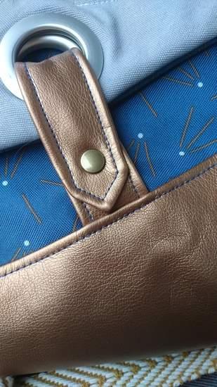 Handtasche Dea by Miss Lilu - Sandymade